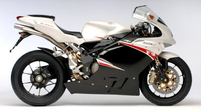 New 2016 MV Agusta F4 RR in white HD Wallpaper