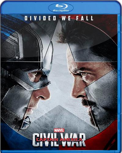 Captain America: Civil War [2016] [BD50] [Latino]