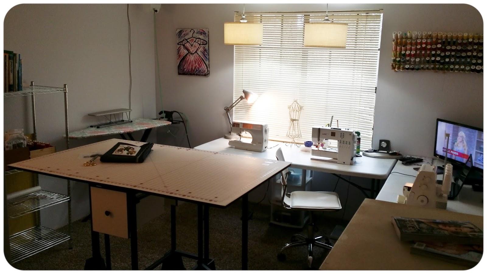 Erica Bunkeru0027s Sewing Studio