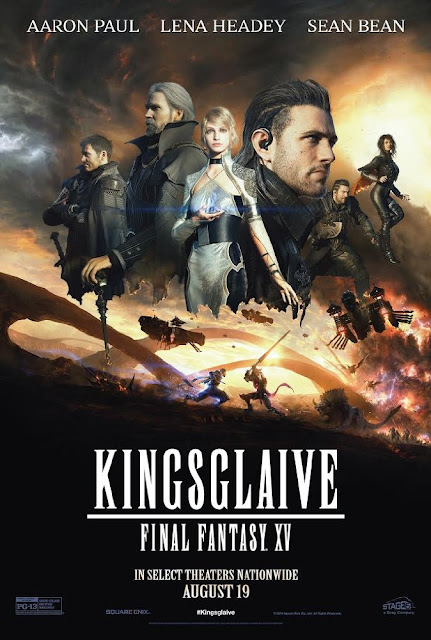 Kingsglaive: Final Fantasy XV (2016) Full Movie