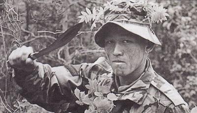Pasukan Gurkha melawan TNI