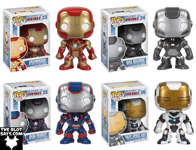Always Jessica The Blot Says Iron Man 3 Pop Marvel