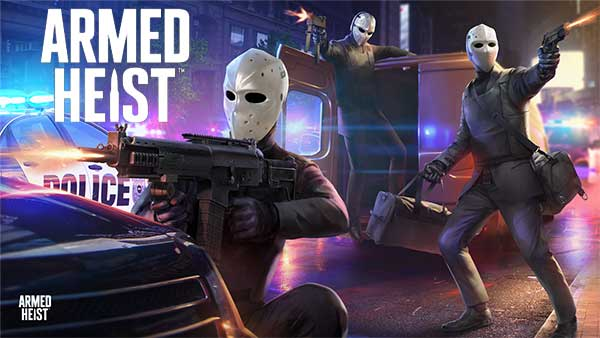 تحميل لعبة Armed Heist للأندرويد اخر اصدار
