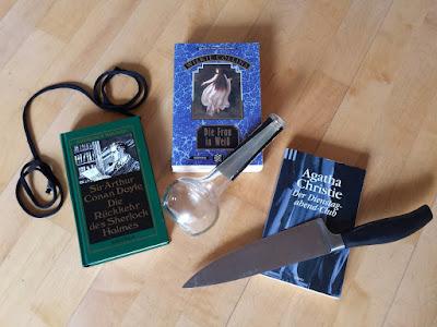 Die Frau in weiß, Sherlock Holmes, Miss Marple