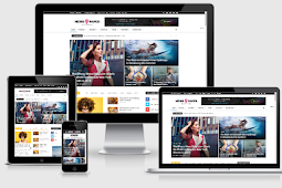 Theme Wordpress Newspaper Magazine