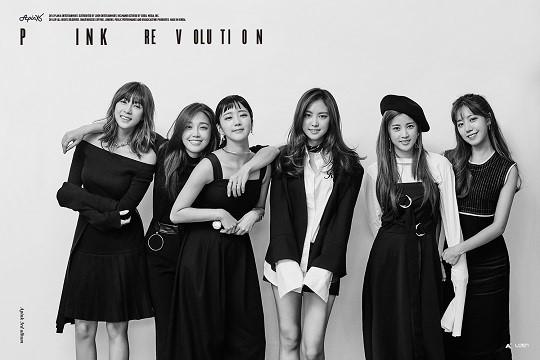 Puncaki Peringkat Ke Empat Charts iTunes Asia Album Terbaru A Pink