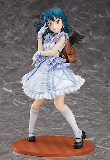 "Yoshiko Tsushima Blu-ray Jacket Ver. 1/7 de ""Love Live! SunShine!!"" - WithFans!"