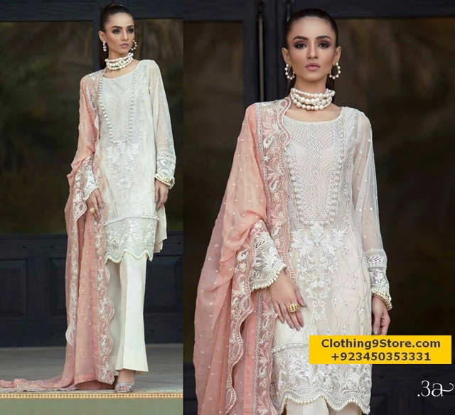 Latest Formal and Party Dresses in Pakistan