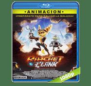Ratchet & Clank: La Pelicula (2016) Full HD BRRip 1080p Audio Dual Latino/Ingles 5.1