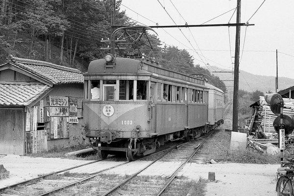 地方私鉄 1960年代の回想: 淡路...