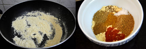 easy besan wali bhindi-besan okra