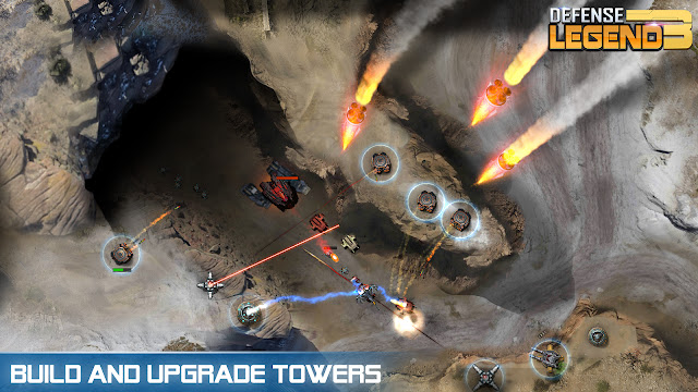 Defense Legend 3: Future War v2.3.92 MOD Update