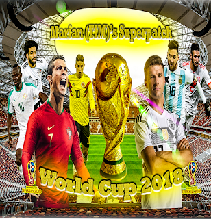 FIFA 10 Marian(TIM)'s Superpatch World Cup 2018 Edition