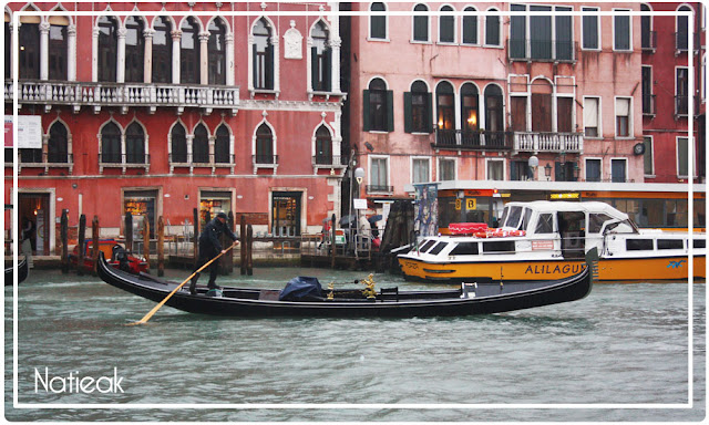 gondole de Venise