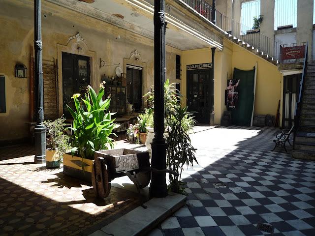 Hinterhof San Telmo, Buenos Aires