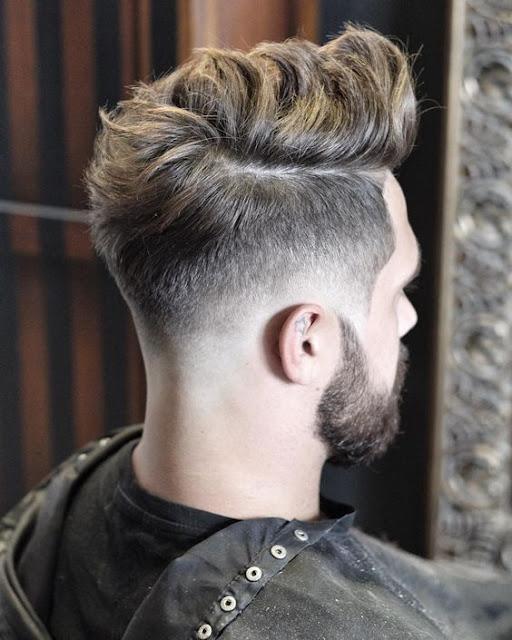 low fade masculino corte de cabelo para 2017