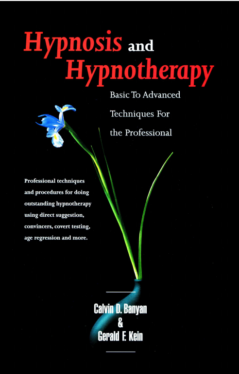 Download Ebook Gerald F  Kein - Hypnosis and Hypnotherapy