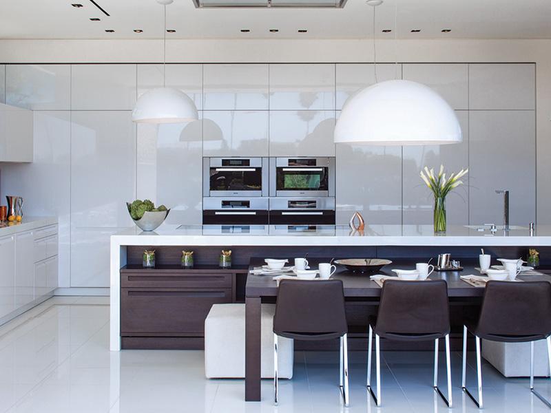 Ultra Modern Kitchen Design Ideas