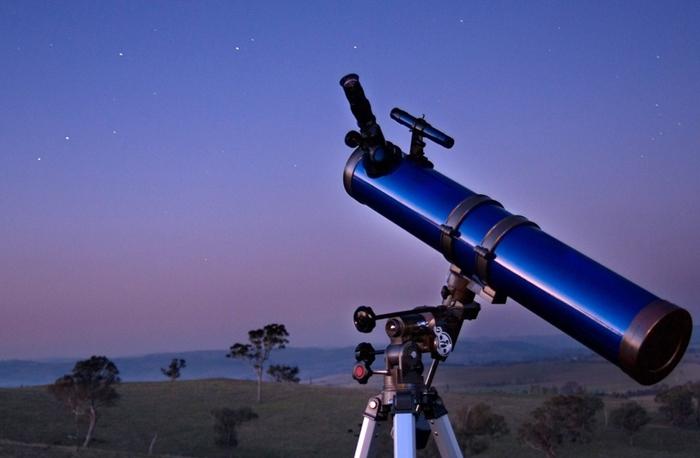 Kiat membeli teleskop pertama anda info astronomy