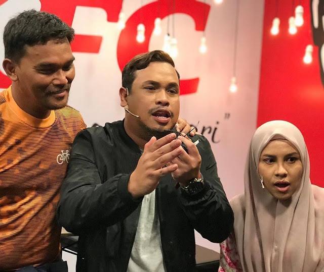 Persembahan Syuk, Jihan dan Azhan Rani dalam BBB 2019 Final