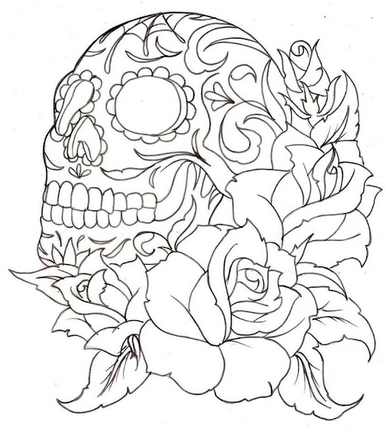 Top  Rose Coloring Pages That Are Beyond Beautiful