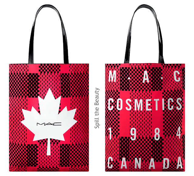 mac cosmetics canada day 150 lipstick proud to be canadian