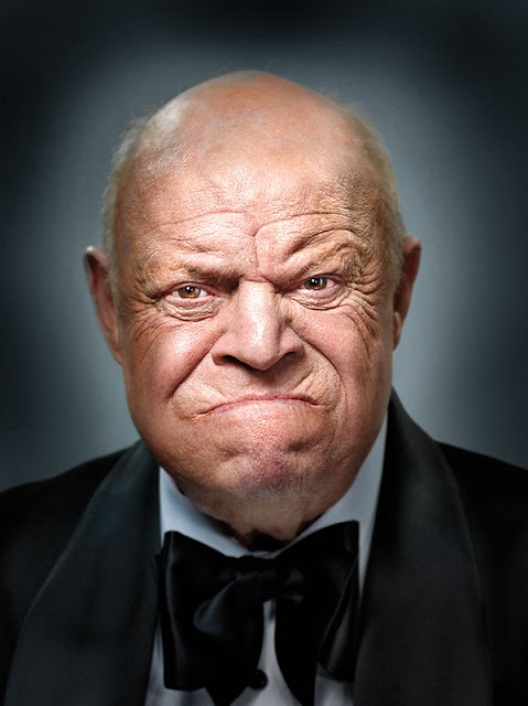 Don Rickles Has Merged With the Infinite