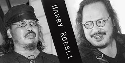 Biografi Harry Roesli Harry Roesli yang memiliki nama lengkap Djauhar Zaharsyah Fachrudin Roesli, (lahir di Bandung, 10 September 1951 – meninggal di Jakarta, 11 Desember 2004 pada umur 53 tahun) adalah tokoh dikenal melahirkan budaya musik kontemporer yang berbeda, komunikatif dan konsisten memancarkan kritik sosial. Karya- karyanya konsisten memunculkan kritik sosial secara lugas dalam watak musik teater lenong. Harry berpenampilan khas, berkumis, bercambang, berjanggut lebat, berambut gondrong dan berpakaian serba hitam.  Pada tahun 1970, Hari Roesli mendaftar pada program teknik penerbangan di Institut Teknologi Bandung. Hari Roesli juga belajar music di bawah ajaran Renny Sylado dan Slamet Abdul Syukur. Pada awal 1970an, Hari Roesli membentuk gang Hari Roesli. Permainan pertama mereka adalah rock dan blues, kemudian mereka menggantinya dengan gaya akustik dan membuat sebuah album protes yang diinspirasi oleh Bob Dylan.  Hari Roesli mengeluarkan album debut solonya, Philosophy Gang di tahun 1973. Meskipun keinginan pertamanya tertarik untuk menjadi seorang penulis seperti kakek nya dan menulis banyak puisi, tetapi karyanya tidak pernah diterbitkan.setelah albumnya dengan grup Gang Harry Roesli, beliau pergi ke Jakarta Art Educational Institute kemudian kuliah dengan beasiswa pada Rotterdam Conservatory di Belanda selama dua tahun dan Hari Roesli