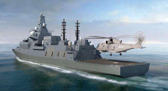 Future frigate Australia