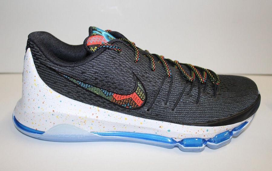 5850a55d99c ... sepatu nike kd 8 nike zoom kd 8 bhm black history month sepatu basket  ...