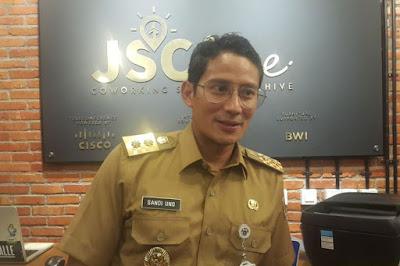 Terlanjur malu, Sandiaga Uno copot kakak kandungnya dari jabatan ketua OK OCE