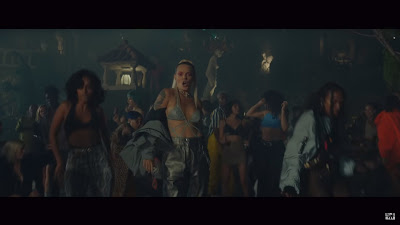 Major Lazer - Blow That Smoke Ft. Tove Lo (#Official #Music #Video)