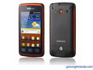 Cara Flashing Samsung Galaxy XCover GT-S5690 Software Update