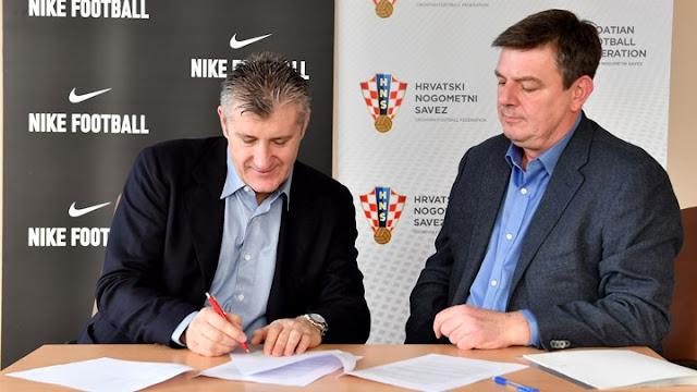 Croacia renovó con Nike hasta 2026
