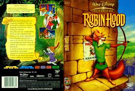 Robin Hood (1973) - Carátula