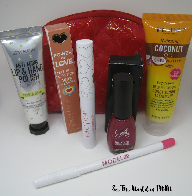 December 2015 Ipsy Glam Bag - Unboxing and Review!