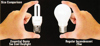 sangat penting yaitu menentukan jenis lampunya