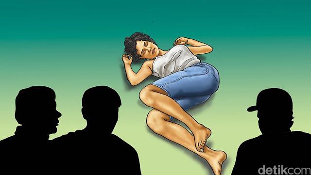 Tragis! Wanita yang Diperkosa dan Dipaksa Nyabu Ternyata Difabel