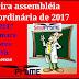 Sindicato dos Professores em Escada realizará primeira assembléia de 2017
