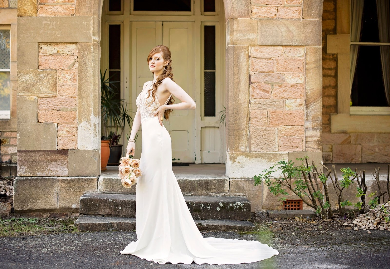 BRISBANE BRIDAL WEDDING INSPIRATION GODDESS BY NATURE
