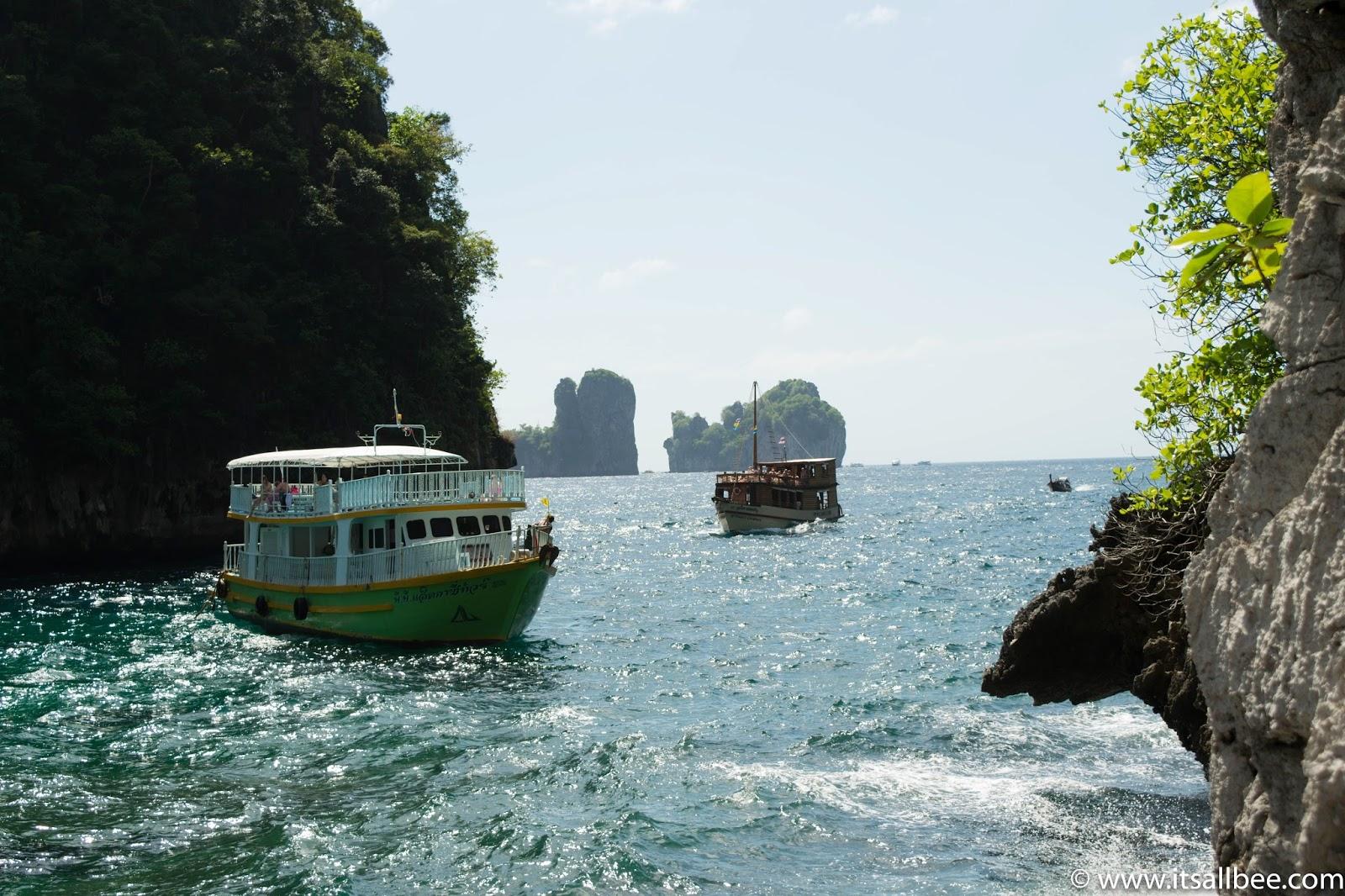 Ko Phi Phi Island - Thailand -Phi Phi Island Tour | Exploring Loh Samah Bay And Maya Bay