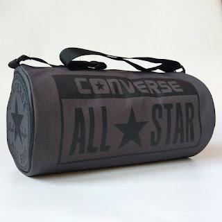 Tas Duffle Bag Converse Abu Tua Harga Terjangkau