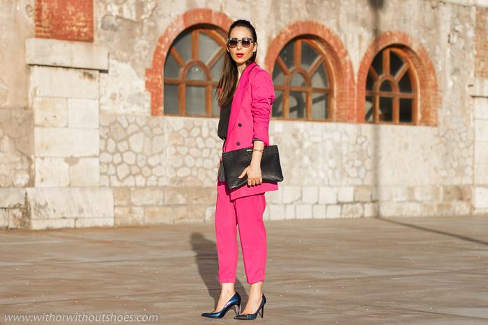 blogger influencer de moda de Valencia adicta a los zapatos con calzado bonito