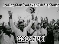 Pentingnya peringatan Gerakan 30 september atau G30S/PKI Tahun 2017