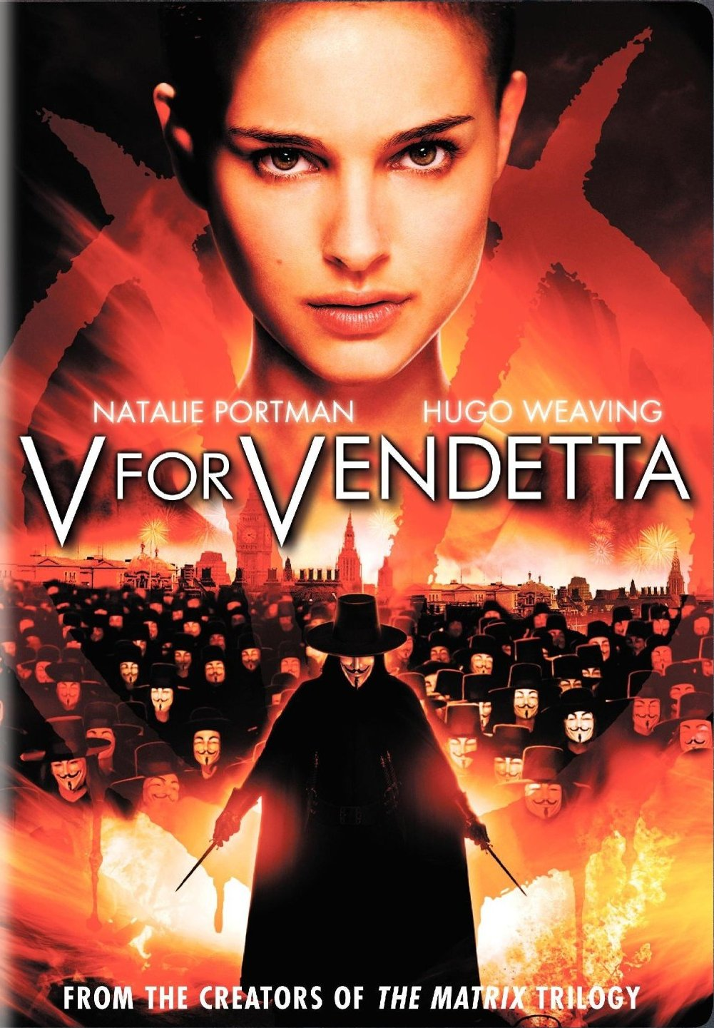 Tips from Chip  ...V For Vendetta (2005) Film
