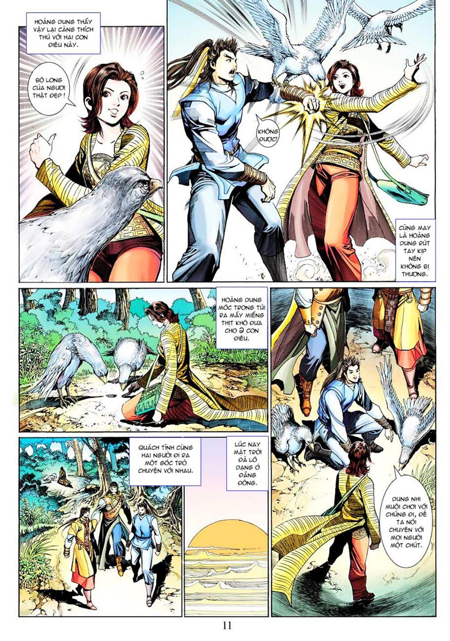 Anh Hùng Xạ Điêu anh hùng xạ đêu chap 38 trang 10