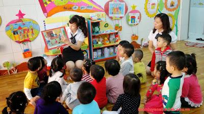 Trung cấp Sư phạm Mầm non tại Nam Định