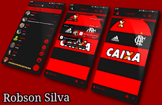 Caixa Theme For GBWhatsApp By Robson
