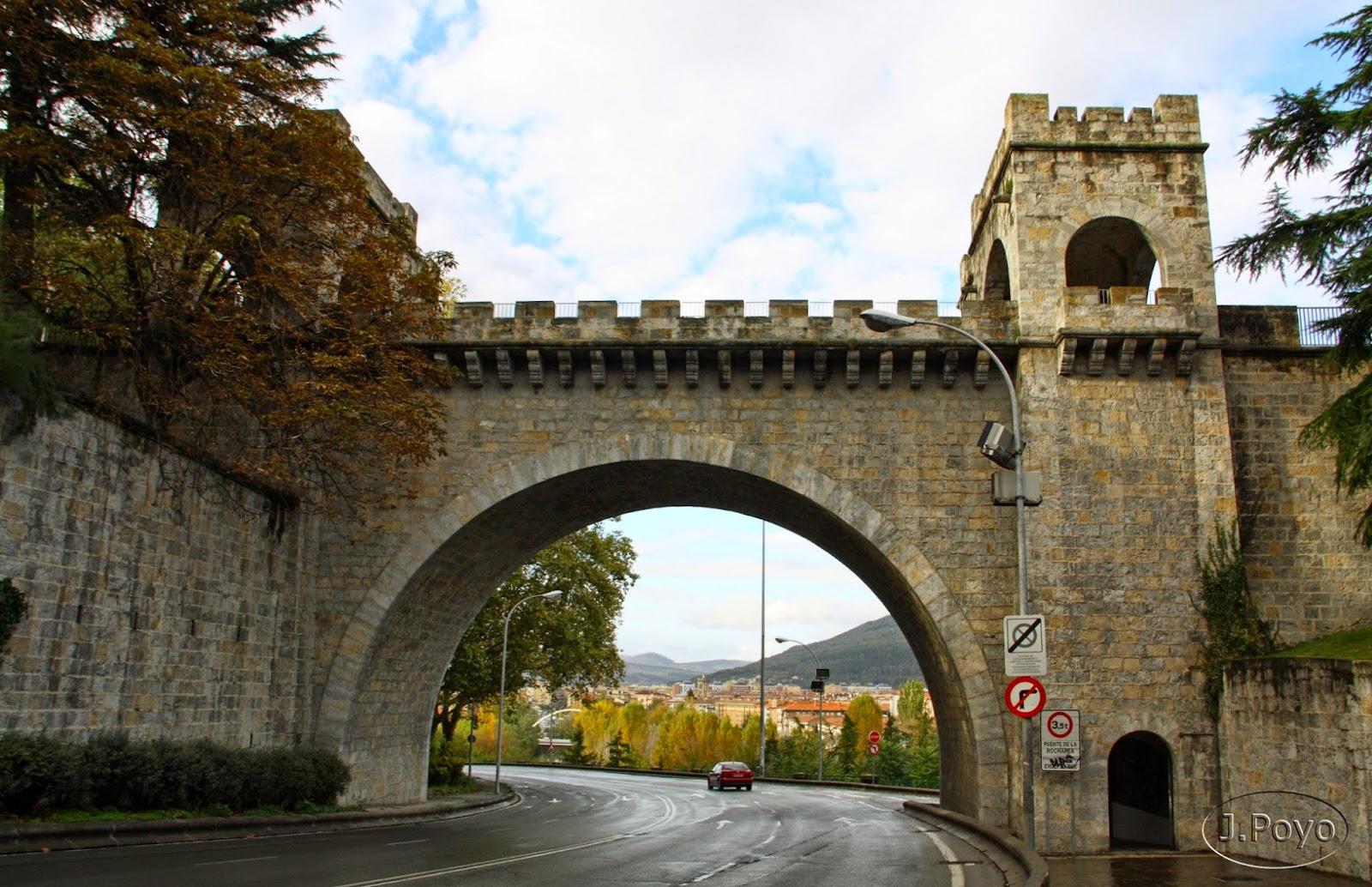 Portal Nuevo de Pamplona