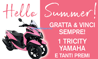 Logo Accessorize ''Hello Summer'': vinci centinaia di buoni spesa, Gift card, 100 kit estate e 1 moto Yamaha